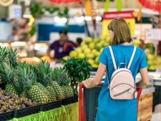 100 дней с английским - Урок 58 - Покупаем продукты (супермаркет)